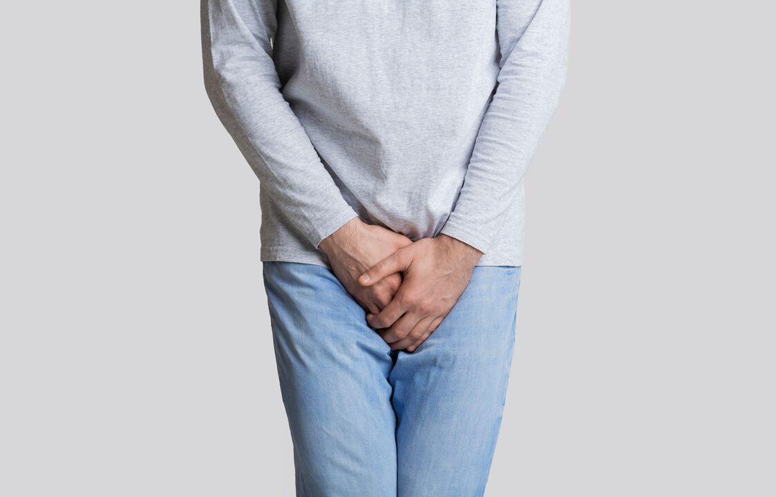 a prosztatagyulladás gyógyítása férfiaknál